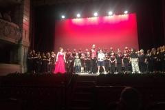 Concierto Gran Teatro de Huelva Mar Bezana Castañuelas - Mayo 2019