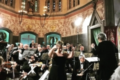 Concierto con la orquesta Amics de la Música - Marzo 2018 Mar Bezana castañuelas