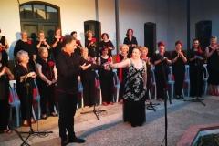 Concierto en Mazagón (Huelva) Mar Bezana Castañuelas - Junio 2018