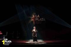 Concierto en el Teatro de Stupino (Rusia) para el Festival La Plata Mar Bezana Castañuelas - Marzo 2019