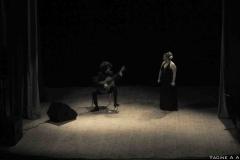 Concierto para el Instituto Cervantes de Orán (Argelia) Dúo de Castañuelas y guitarra - Octubre 2015