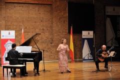 Concierto para la Embajada de España en Sudáfrica Trío de Castañuelas, Guitarra y Piano - Agosto 2008