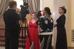 Entrevista para la televisión de Stupino (Rusia) Mar Bezana - Marzo 2019