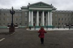Teatro de Stupino (Rusia) Marzo 2019