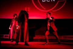 Presentación Fire Castanets BCN