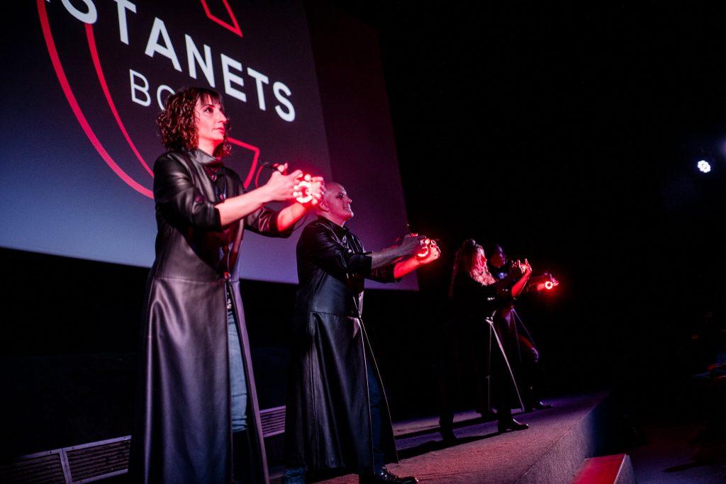 Castanets BCN y las primeras castañuelas con luz led