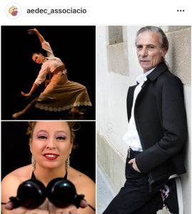 Mar Bezana formará parte del jurado del I Certamen de Danza Española organizado por AEDEC