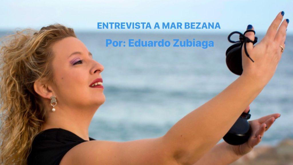 Entrevista a Mar Bezana