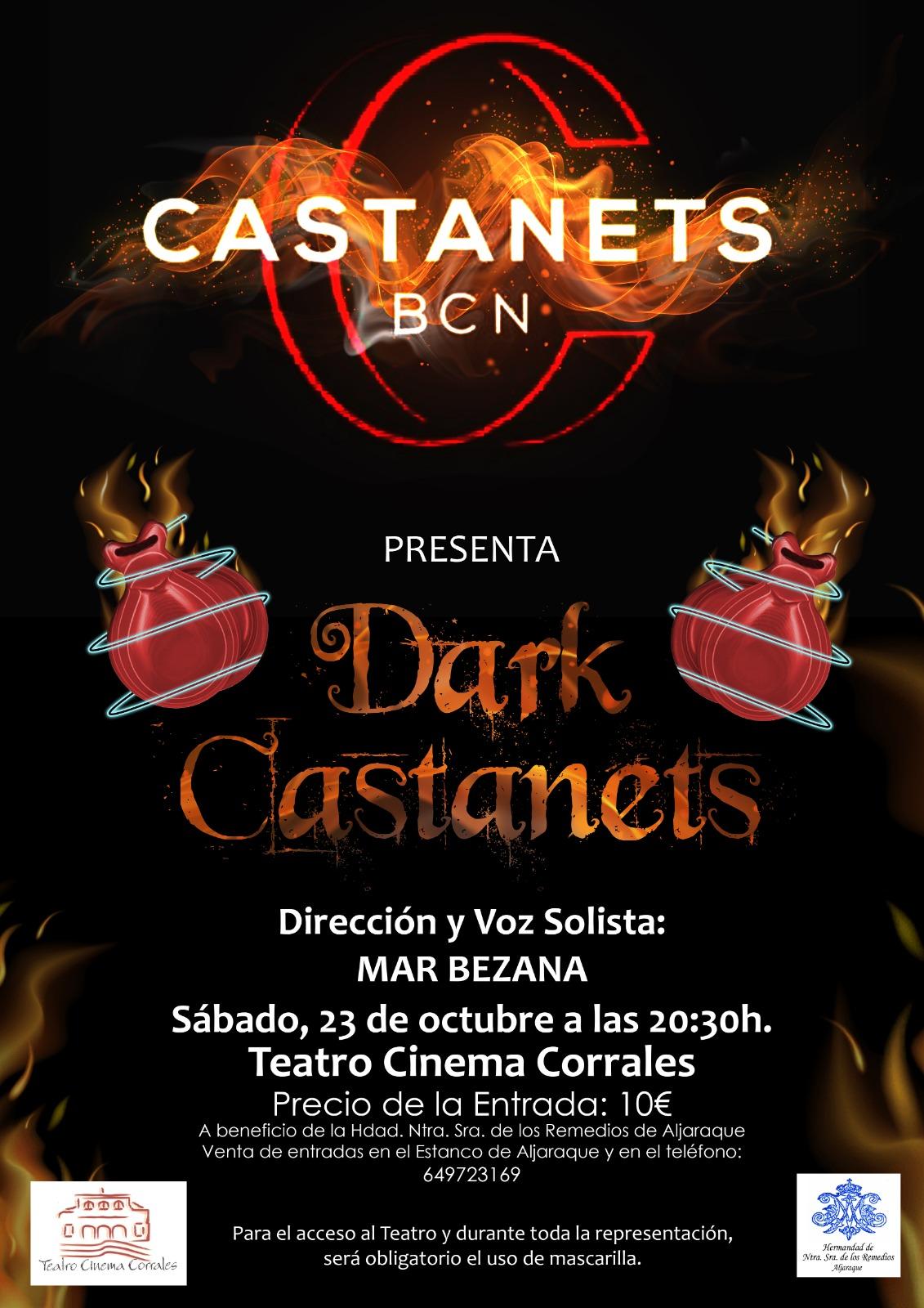 CASTANETS BCN 23 de octubre en Aljaraque