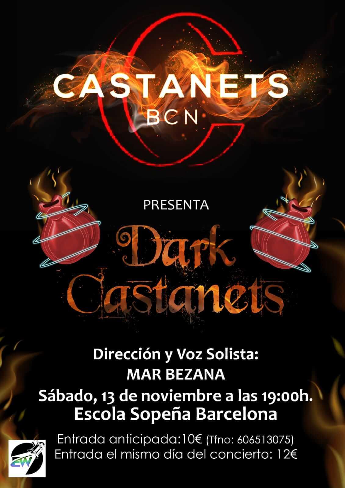 CASTANETS BCN en Barcelona